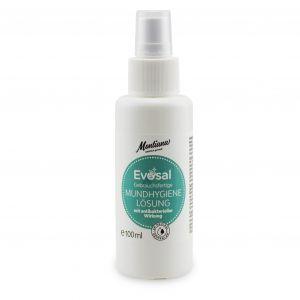 EVOSAL Mundhygiene Lösung mit antibakterieller Wirkung